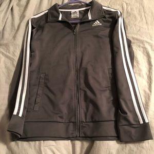 Boy Adidas zip up
